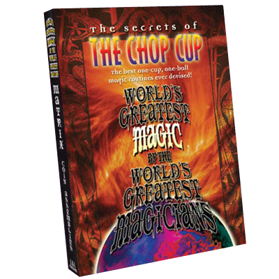 Chop Cup - Worlds Greatest Magic - INSTANT DOWNLOAD