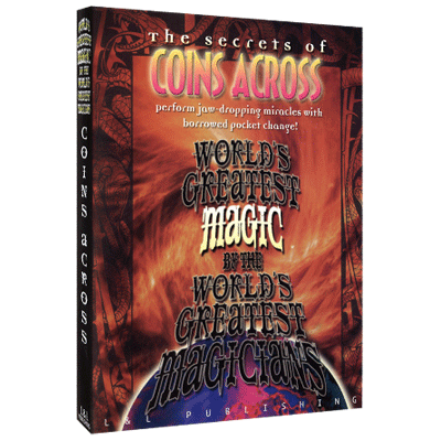 Coins Across - Worlds Greatest Magic - INSTANT DOWNLOAD - Merchant of Magic