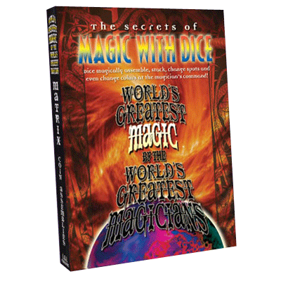 Magic With Dice - Worlds Greatest Magic - INSTANT DOWNLOAD - Merchant of Magic