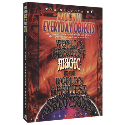 Magic With Everyday Objects - Worlds Greatest Magic - INSTANT DOWNLOAD - Merchant of Magic