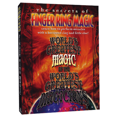 Finger Ring Magic - Worlds Greatest Magic - INSTANT DOWNLOAD - Merchant of Magic