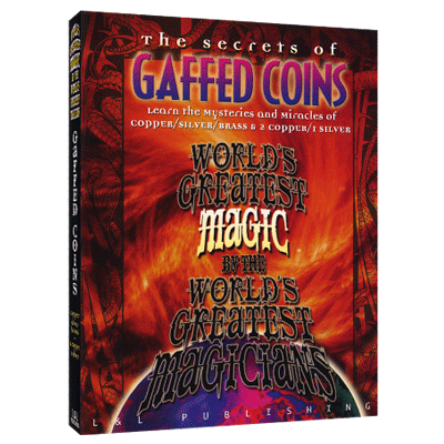 Gaffed Coins - Worlds Greatest Magic - INSTANT DOWNLOAD - Merchant of Magic