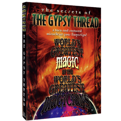 The Gypsy Thread - Worlds Greatest Magic - INSTANT DOWNLOAD