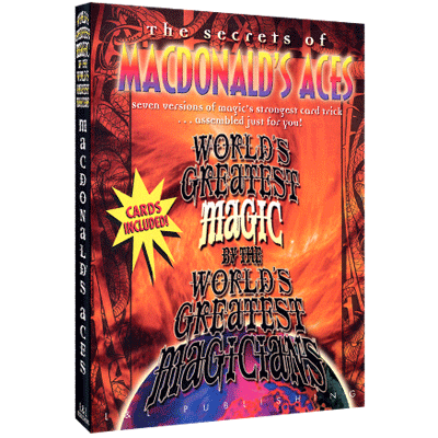 MacDonalds Aces - Worlds Greatest Magic - INSTANT DOWNLOAD - Merchant of Magic