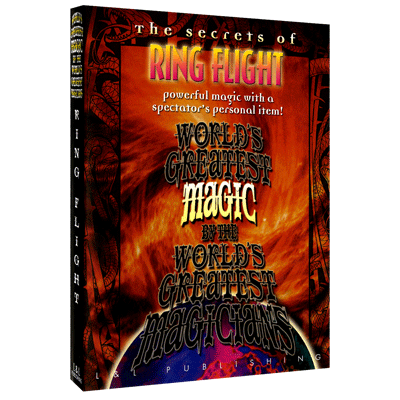 Ring Flight - Worlds Greatest Magic - INSTANT DOWNLOAD - Merchant of Magic