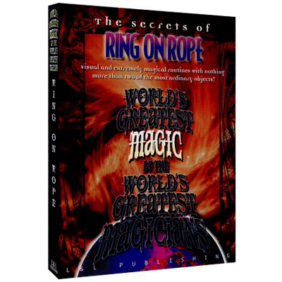 Ring on Rope - Worlds Greatest Magic - INSTANT DOWNLOAD - Merchant of Magic