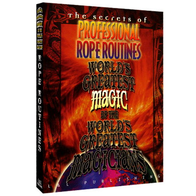 Professional Rope Routines - Worlds Greatest Magic - INSTANT DOWNLOAD