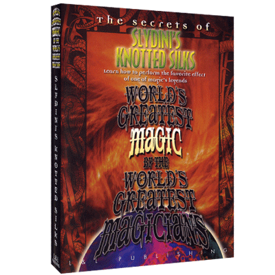 Slydini Knotted Silks Magic - Worlds Greatest Magic - INSTANT DOWNLOAD - Merchant of Magic