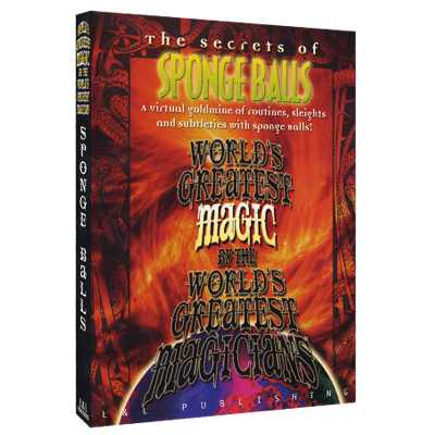 Sponge Balls - Worlds Greatest Magic - INSTANT DOWNLOAD - Merchant of Magic
