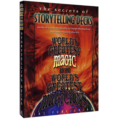 Storytelling Decks - Worlds Greatest Magic - INSTANT DOWNLOAD