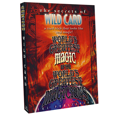 Wild Card - Worlds Greatest Magic - INSTANT DOWNLOAD