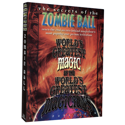 Zombie Ball - Worlds Greatest Magic - INSTANT DOWNLOAD
