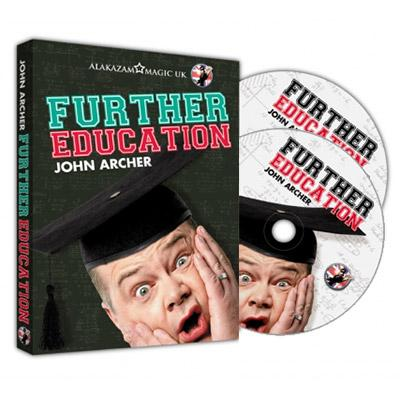 Further Education by John Archer - DVD - Merchant of Magic