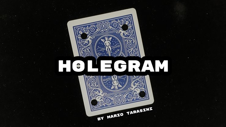 Holegram by Mario Tarasini - INSTANT DOWNLOAD - Merchant of Magic