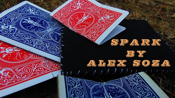 Spark by Alex Soza - INSTANT DOWNLOAD - Merchant of Magic