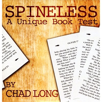Spineless by Chad Long - Merchant of Magic