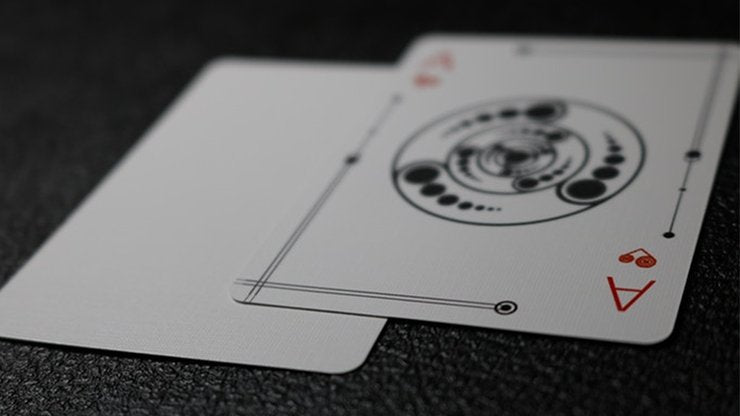 The Circle Crop Playing Cards by X-ZONE - Merchant of Magic