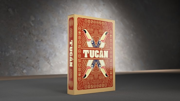 Tucan Playing Cards - Cinnamon Back - Merchant of Magic