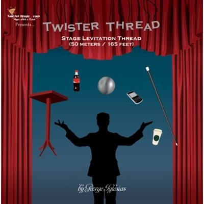 Twister Thread by Twister Magic - Merchant of Magic