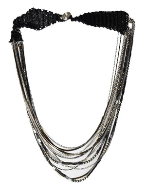 BloggersFavorites Fifteen multi chains Necklace