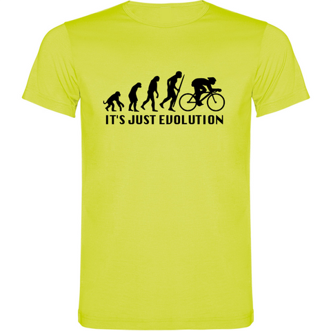 Camiseta Evolution