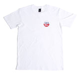 Tackle Tee - White