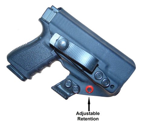 Kahr IWB (Appendix/Back) Holsters