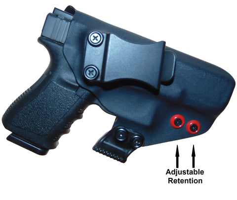 Diamond Back IWB (Appendix/Back) Holsters