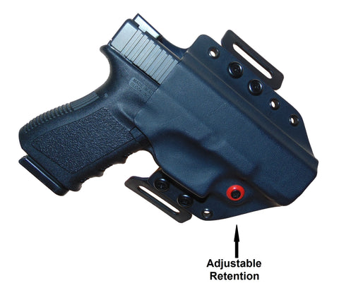 Chippa OWB Two Tone Contoured Holsters