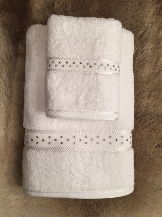 Towels - Argie (1 x Bath Towel & 1 x Hand Towel)