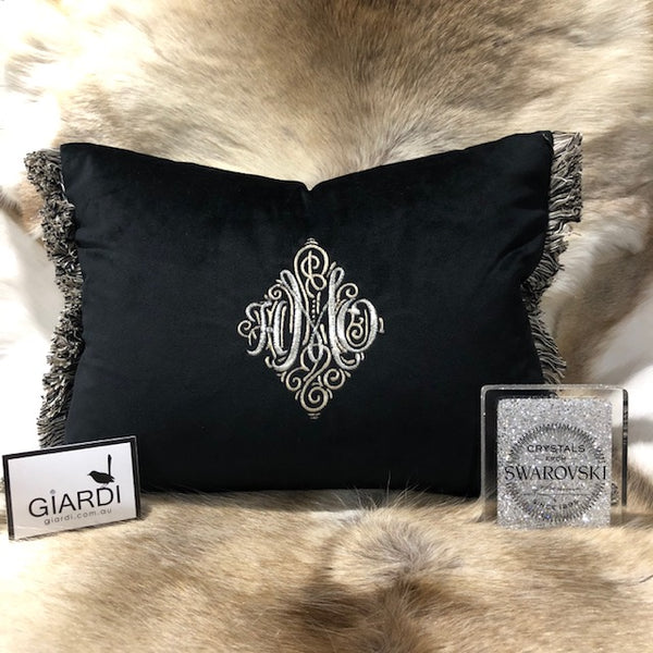 Luxe Feature Cushion
