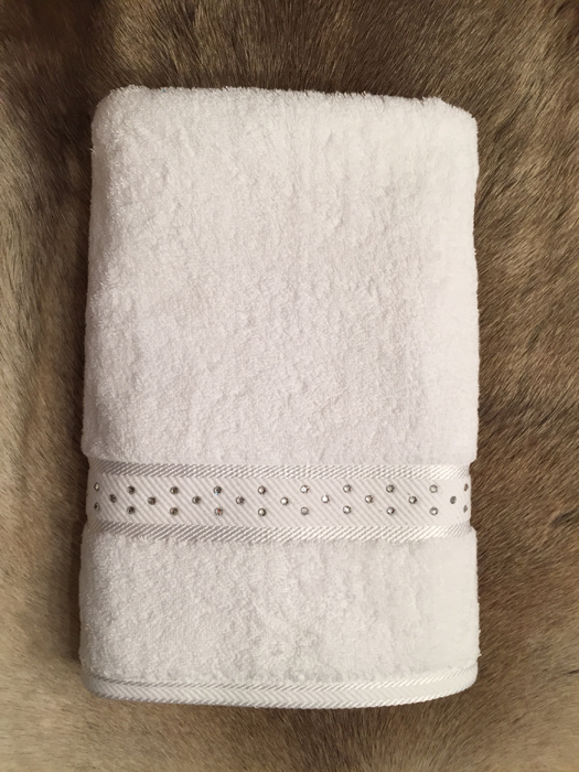 Towels - Holly (2 x Bath Towels)