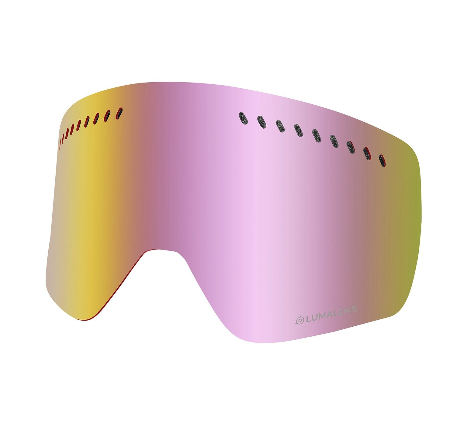 NFXs Replacement Lens ; Lumalens Pink Ionized