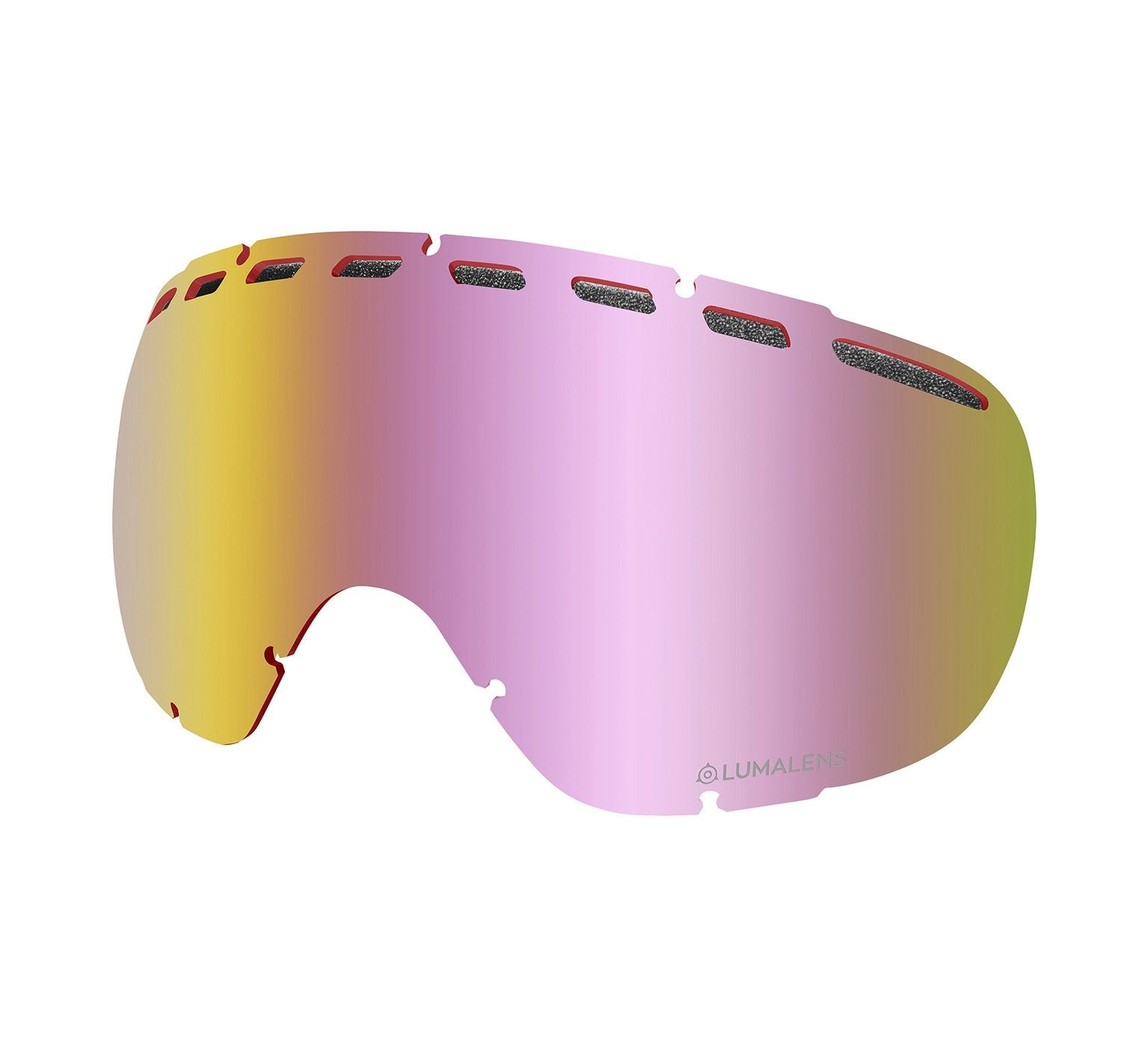 Rogue Replacement Lens ; Lumalens Pink Ionized