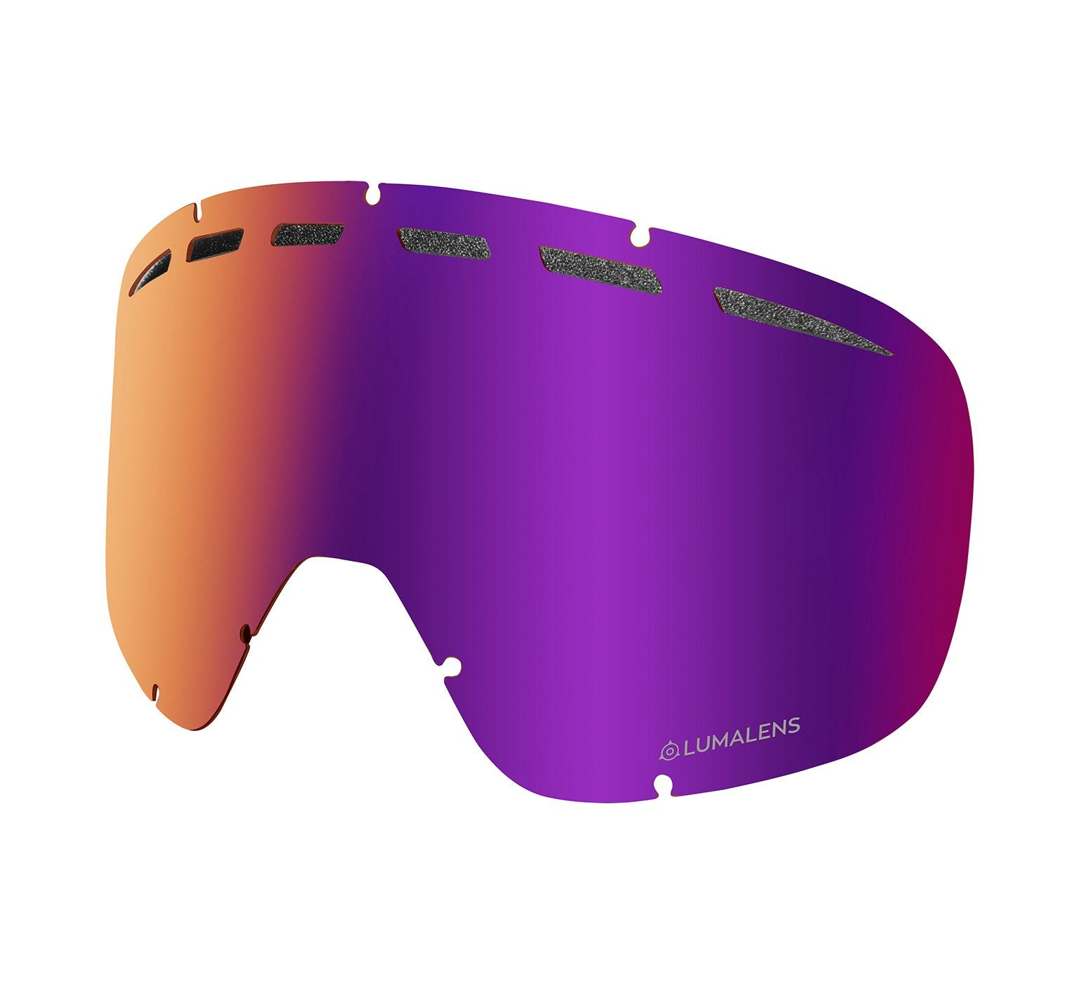 D1 OTG Replacement Lens ; Lumalens Purple Ionized