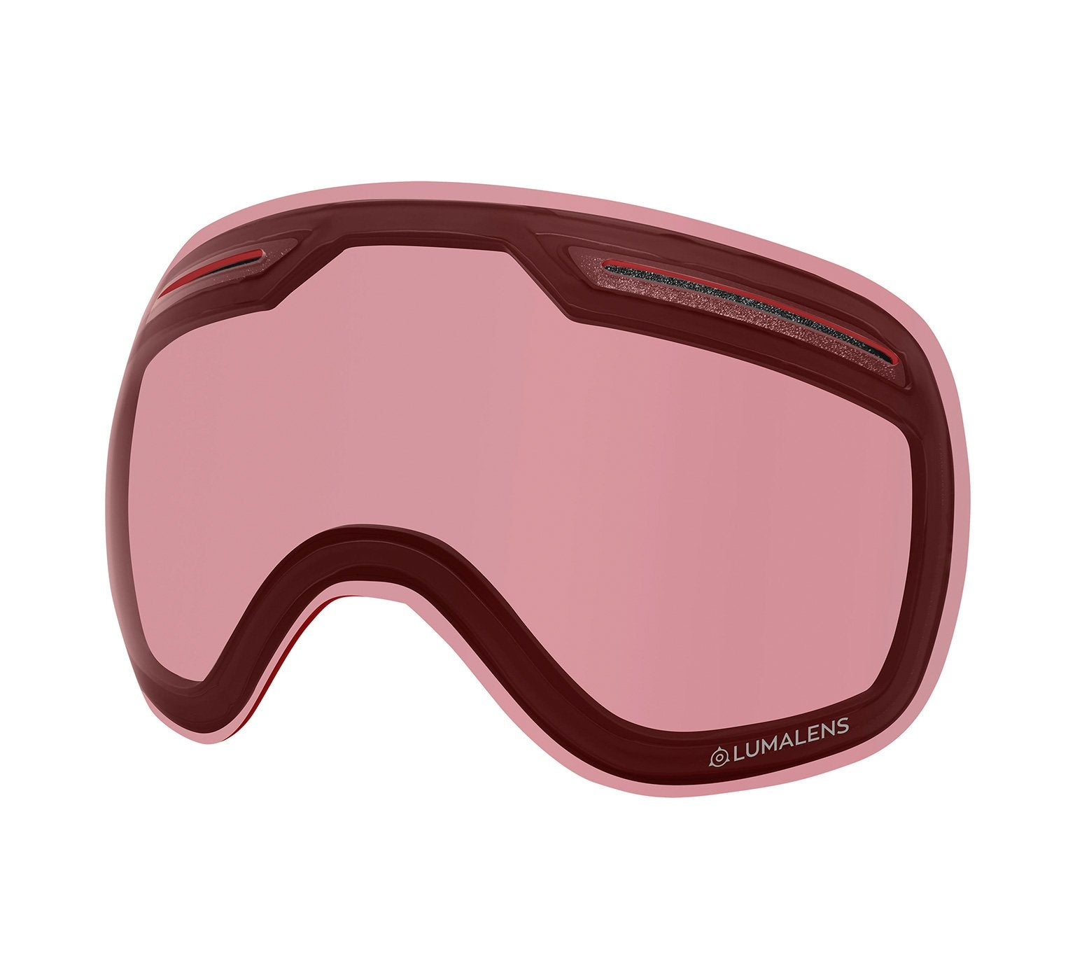 X1 Replacement Lens ; Lumalens Photochromic Light Rose