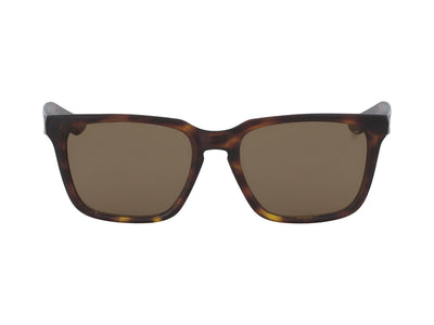 BAILE - Matte Dark Tortoise ; with Polarized Lumalens Brown Lens