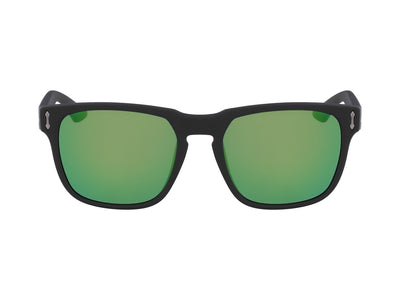 MONARCH - Matte Black ; with Lumalens Green Ionized Lens
