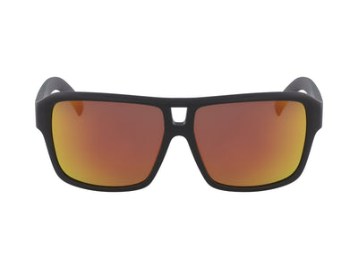 THE JAM - Matte Black with Lumalens Red Ionized Lens