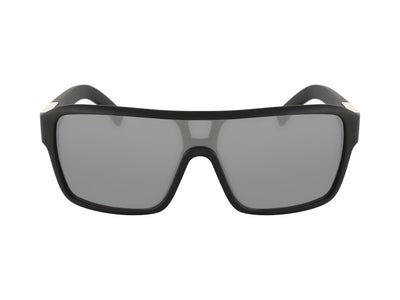 REMIX - Matte Black with Lumalens Silver Ionized Lens