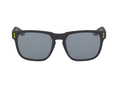 MONARCH - Matte Magnet Grey H2O ; with Polarized Lumalens Smoke Lens