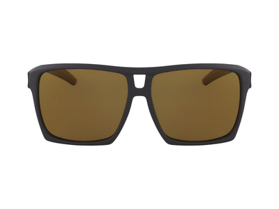 THE VERSE - Matte Black H2O ; with Polarized Lumalens Copper Ionized Lens