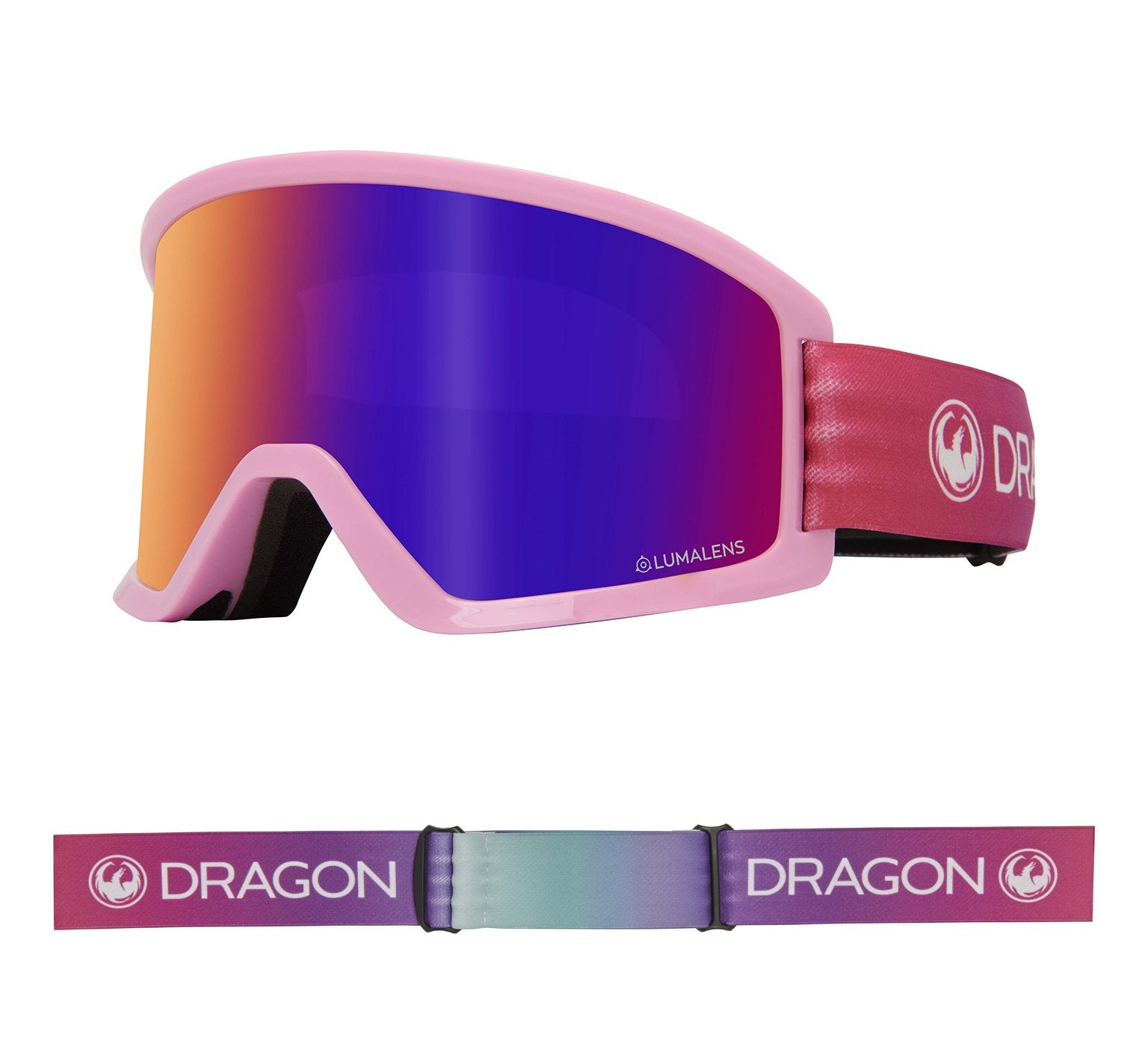 DX3 OTG - Candy ; with Lumalens Purple Ionized Lens