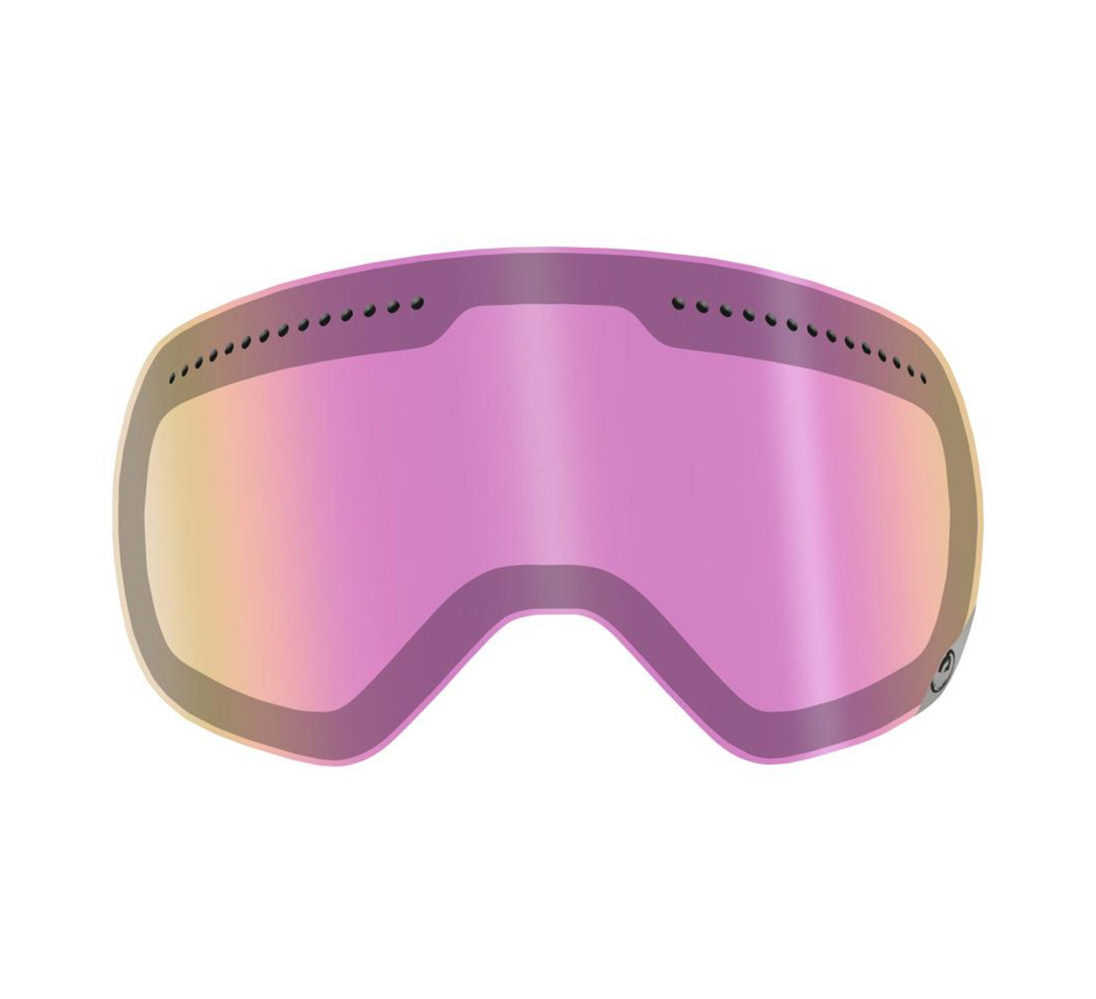 APX Replacement Lens - Pink Ionized (Classic)