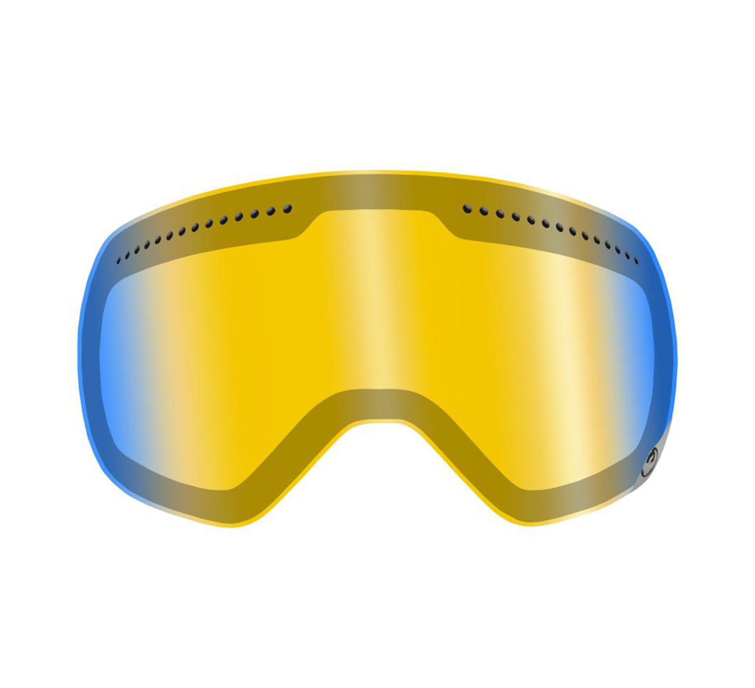 APX Replacement Lens - Yellow Blue Ionized (Classic)