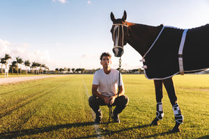 Tatler Interview with HUSK Ambassador and America's Leading Polo Player Nic Roldan