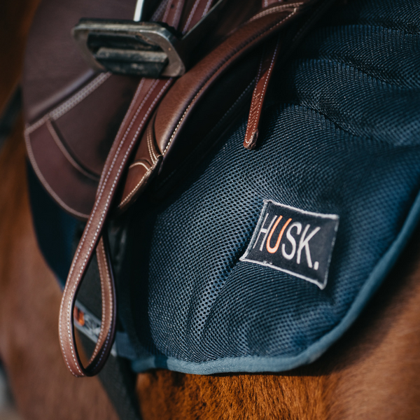 HUSK Comfort Shaped Horse Saddle Pad