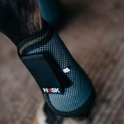 HUSK Shock Air Tendon Horse Boots
