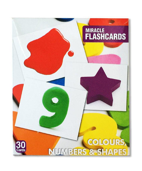 colours, numbers, flashcard