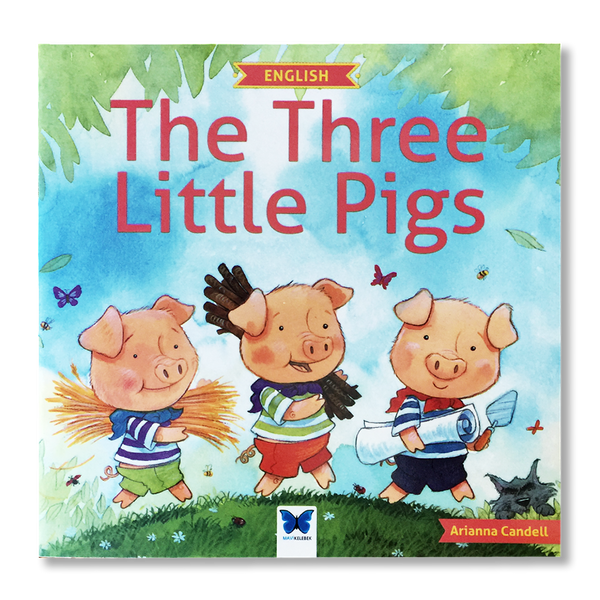 The Three Little Pigs - Tethys